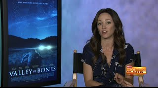 Autumn Reeser talks about her new thriller movie, Valley of Bones