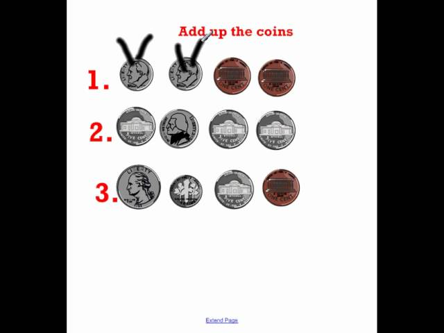 Adding Coins Lessons Tes Teach – Touch Money Worksheets