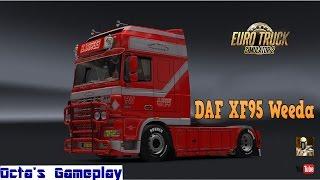 "[""ETS2 mods"", ""mods"", ""Euro Truck Simulator 2"", ""DAF XF95 Weeda"", ""Weeda"", ""Holland"", ""Niederlade"", ""Octa's Gameplay"", ""LKWs"", ""Trucks""]"
