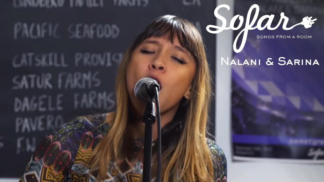 Download Nalani & Sarina - Please Don't Stop The Rain   Sofar NYC