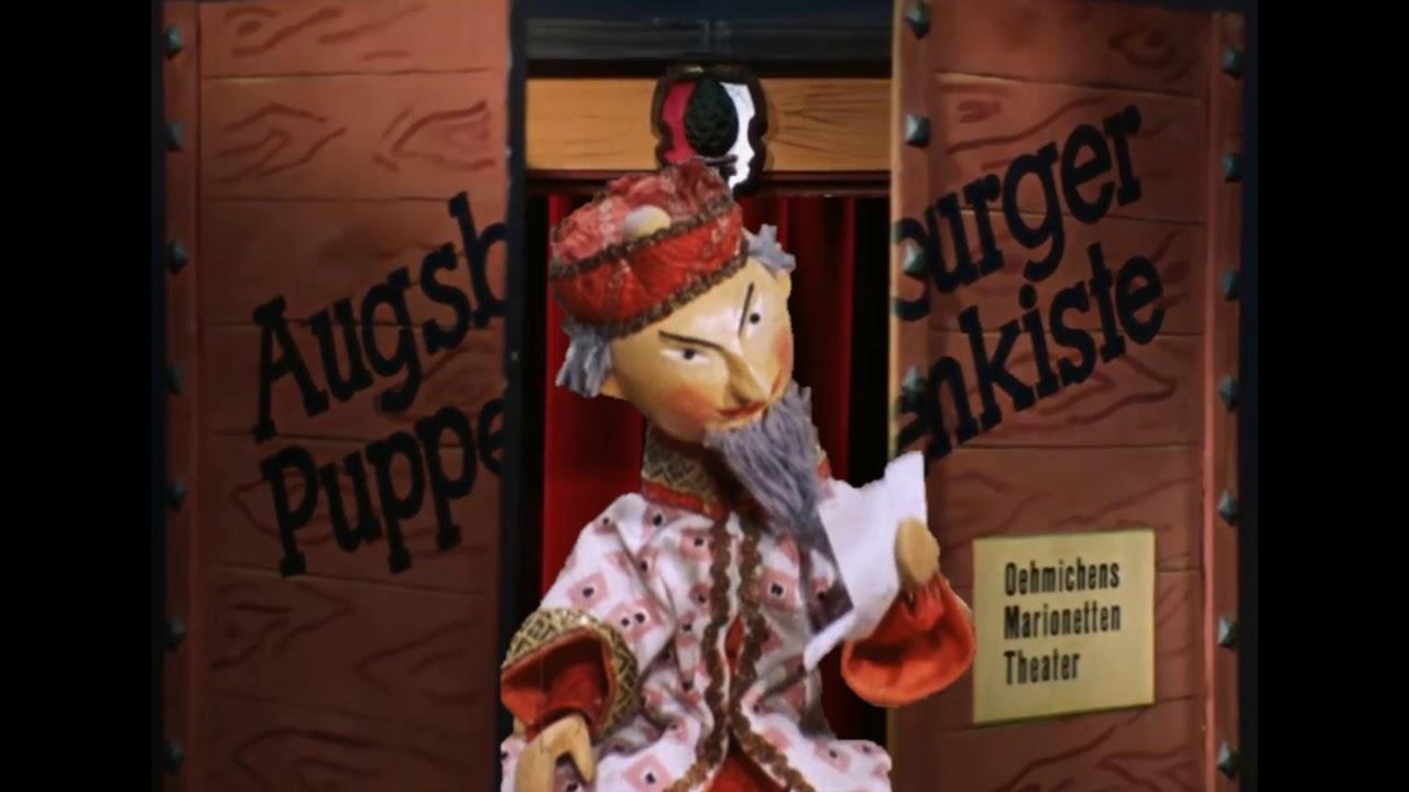 Augsburger Puppenkiste Jim Knopf