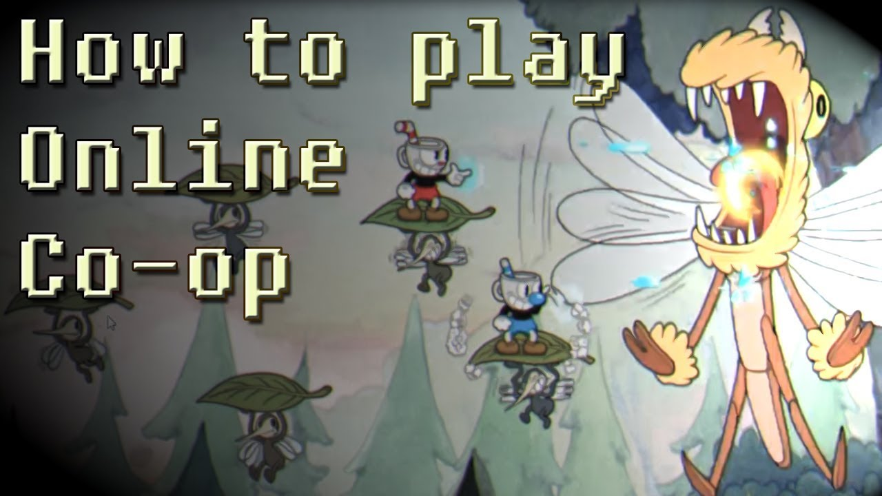 How to play Cuphead online co-op [Using Geforce Experience]