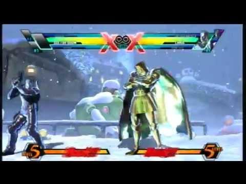 UMvC3 Golden Herald Color (Xbox 360)