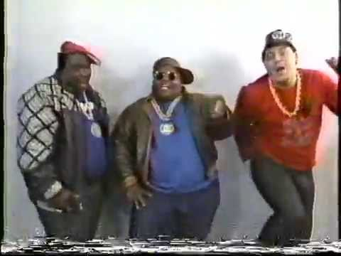 Fat Boys -  Public Service Announcement 1988 Human Beat Box