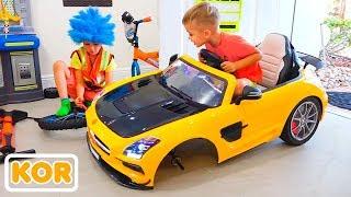 블라드 변화 바퀴 니키타 장난감 자동차