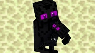 Baby Enderman (Minecraft Animation)