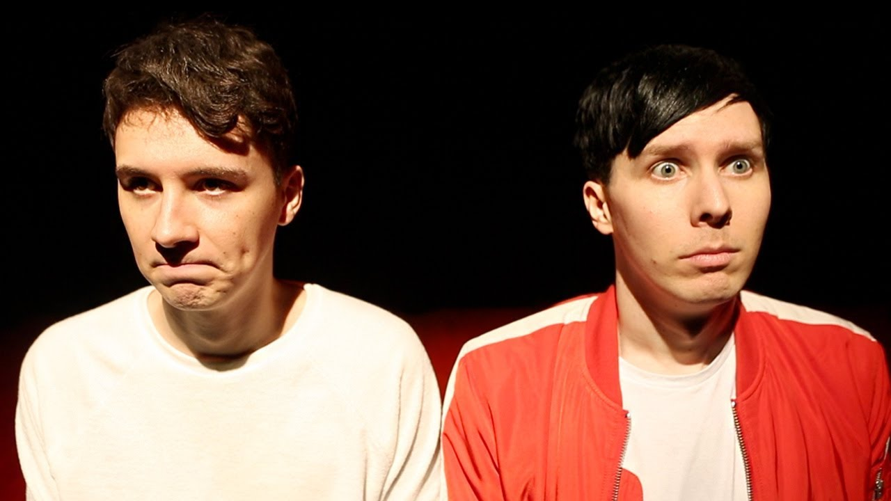 Dan and Phil - Interactive Introverts