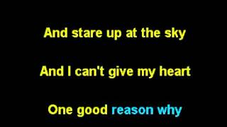 Someone Elses Star - Bryan White Karaoke