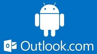 Outlook на Андроиде