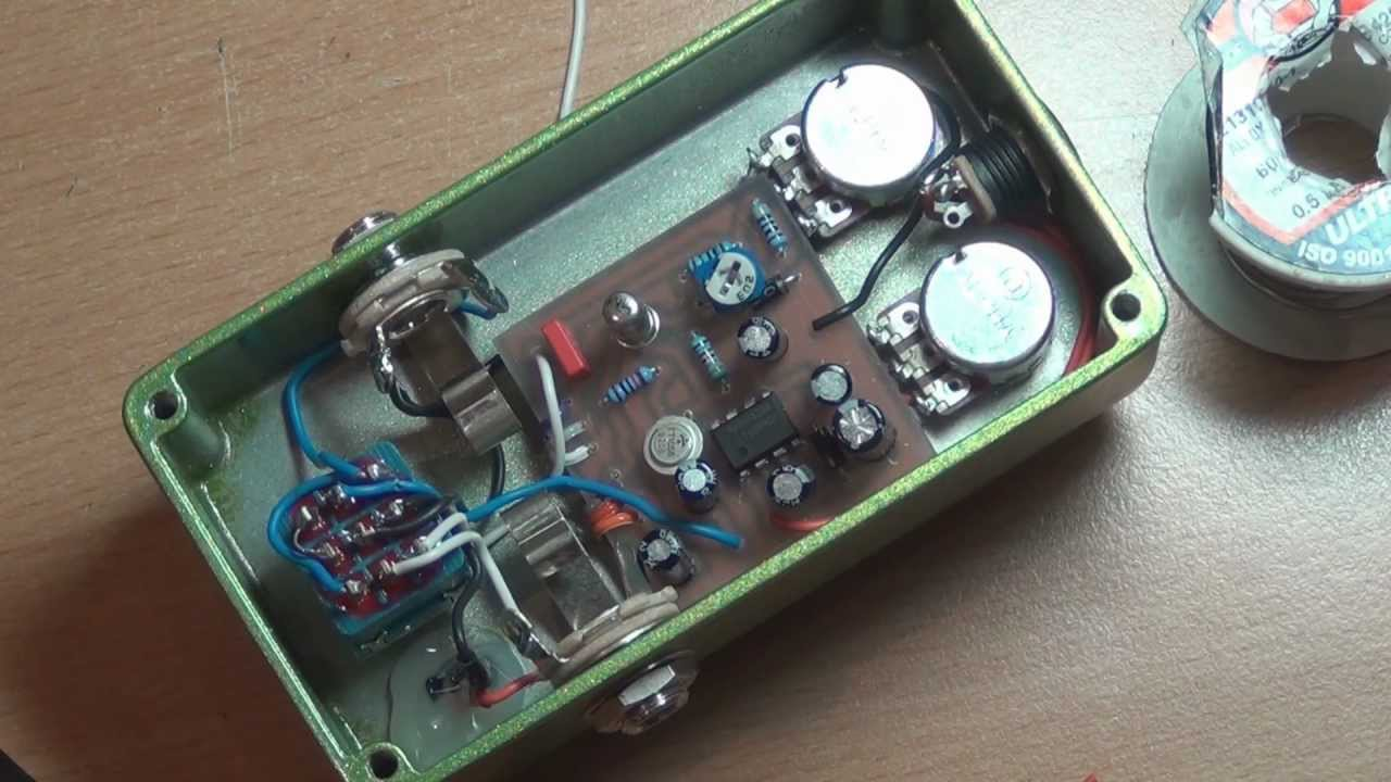 wiring diagram guitar pedal rj45 connector internal tips - youtube