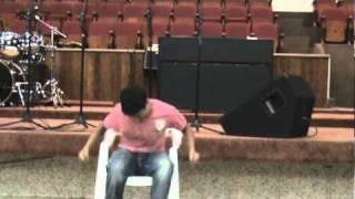 Teatro Gospel - Não toque