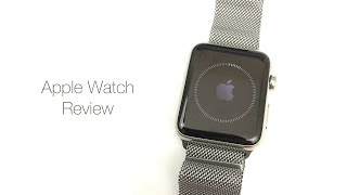 Apple Watch Review - Don't buy it just yet