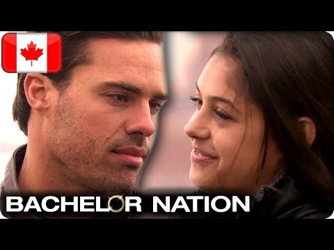 Tim Takes April On A Nostalgic Motorbike Tour Of Toronto | The Bachelor CA