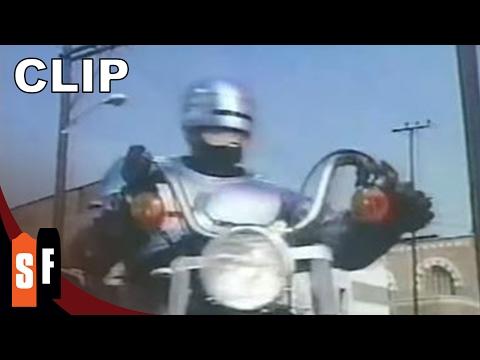Robocop 2 1990  TV Spot HD