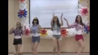 LITTLE BIG - BIG DICK Школьный танец!!! УЧИТЕЛЯ В ШОКЕ!