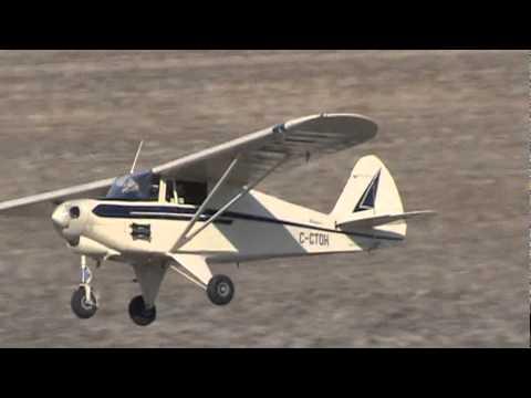Piper PA-22-108 Colt Takeoff CSU3