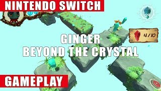 Ginger: Beyond the Crystal Nintendo Switch Gameplay