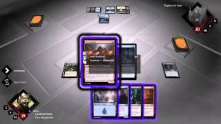 PolemicGoblin Vs Vent Sentinel challenge in Magic 2015