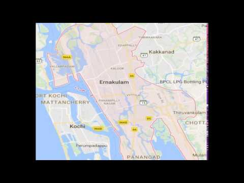 General knowledge about ernakulam district