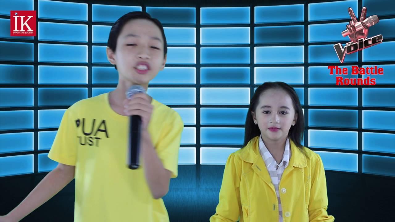 Download THE VOICE IK - BATTLE ROUNDS - LOVE ME LIKE YOU DO - TOÀN vs HÂN