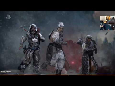 E3 2017 Conferencia de Sony completa en español
