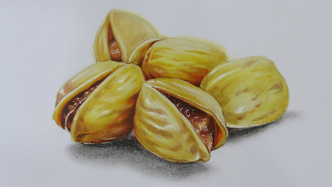 how to get pistachio nuts to open