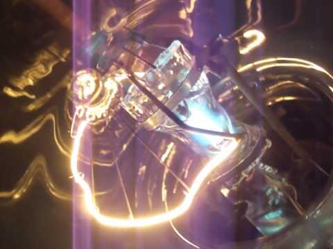Clear Self Ballasted Mercury Vapor Floodlight Bulb Start