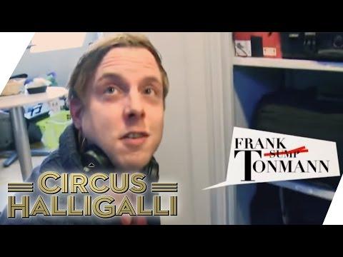 Circus HalliGalli | Mitarbeiter Portrait: Frank Tonmann | ProSieben