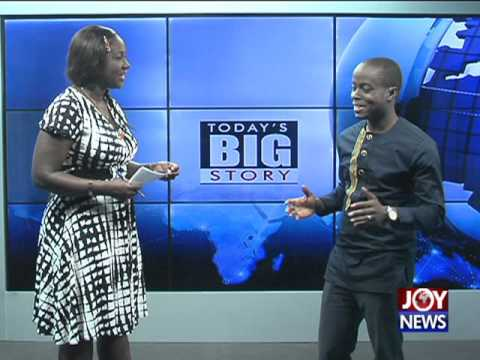 Analysis of Electricity Bills Increase - Today's Big Story on Joy News (10-12-15)