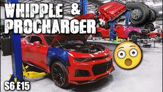 A Whipple & Procharged ZL1... | RPM S6 E15