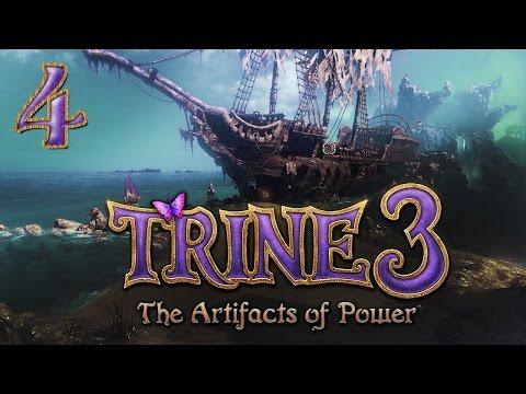 Trine 3 - Прохождение игры на русском - КООП [#4] Вокруг академии