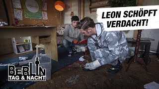 Berlin - Tag & Nacht - Leon schöpft Verdacht #1703 - RTL II