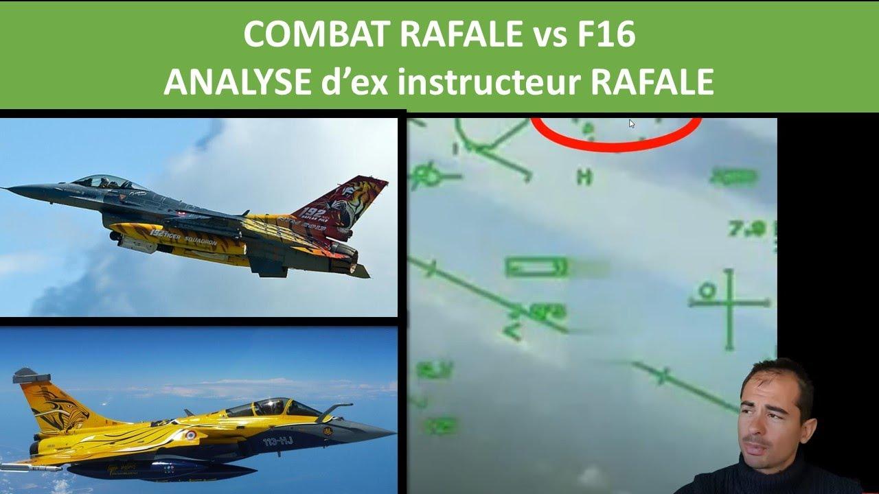 Download RAFALE vs F16. ANALYSE D'UN COMBAT PAR UN PILOTE DE CHASSE.