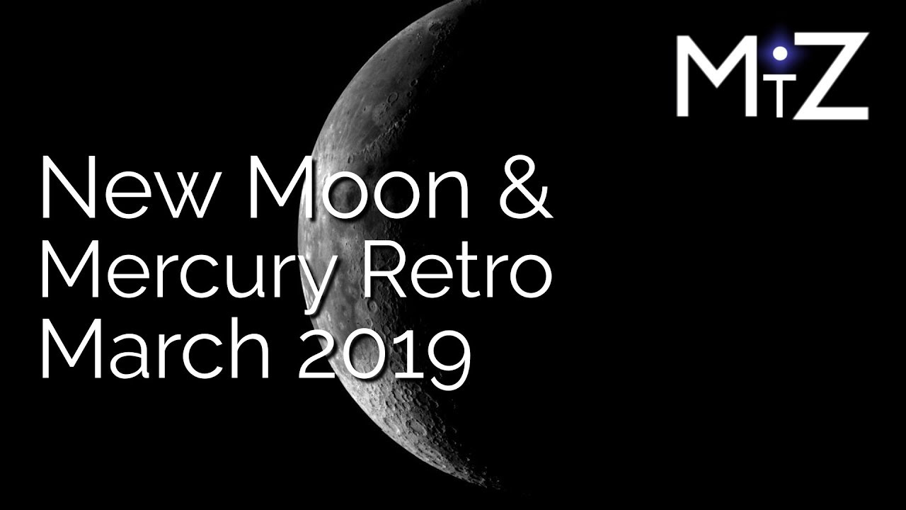astrology new moon march 6 2020