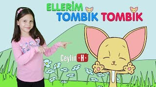 Ceylin-H | Ellerim Tombik Tombik (Animasyon) - Nursery Rhymes & Super Simple Kids Songs Sing & Dance Resimi