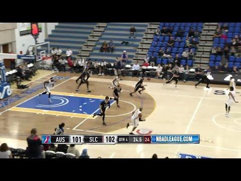 Highlights: Cory Jefferson (27 points)  vs. the Stars, 1/10/2017