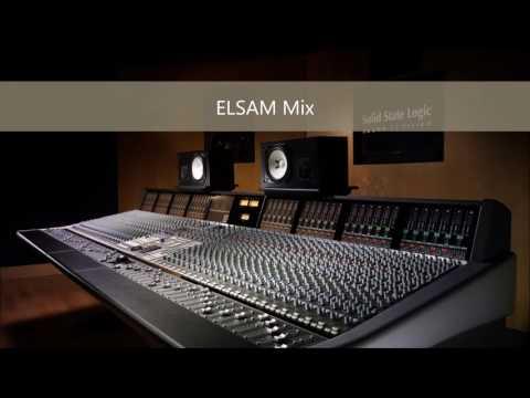 ELSAM Mix: Synthé //projet instru