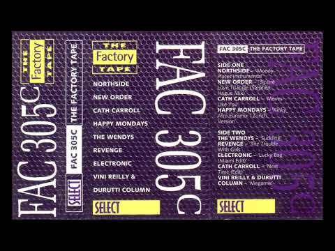 FAC305C Side 1 - Factory Records Compilation - Select Magazine March 1991