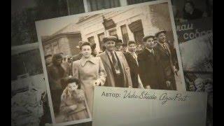 Жданов-Мариуполь 1950-70гг.  HD_1080p