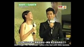 【ENG&CHN SUB】Press conference of Autumn in my heart