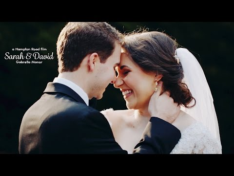 Christ-Centered Wedding // Sarah & David