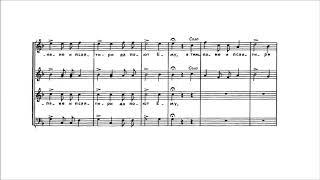 Д.С.Бортнянский ''Воспойте Господеви песнь нову'' концерт №1