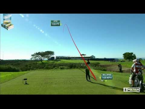 All Golf Shots on Protracer Trackman 2017 Farmers Insurance PGA Tournament