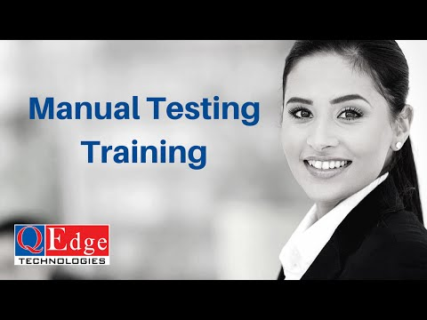 Manual Testing Online Training | Manual Testing Tutorial for Beginners
