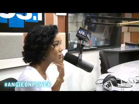 Jhene Aiko Interview with Angie Martinez Power 105 1 09 04 2014