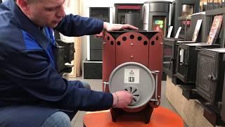 Печь воздухогрейная Столыпинка. Бюджетное отопление небольшого дома или дачи