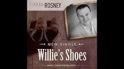 Willies shoes - Ciarán Rosney 2013