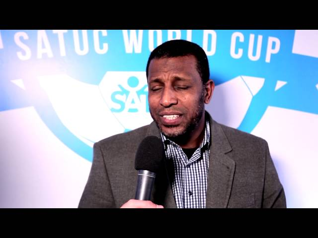2016 SATUC Tournament, Rabie Yassin's speech  (ساتوك  - Sheikha Al-Thani)