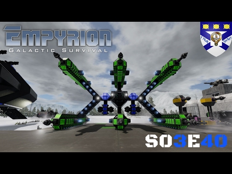 """Empyrion Galactic Survival (S03) -Ep 40 """"The Swarm"""" -Multiplayer """"Let's Play"""""""