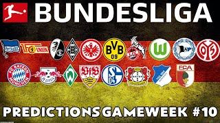 The brand new 2020/21 bundesliga season is about to begin, and i have returned try predict outcomes of each every match this has off...